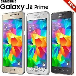 Samsung Galaxy J2 Prime 16GB G532M/DS 5 4G LTE DUAL SIM GSM Factory Unlocked