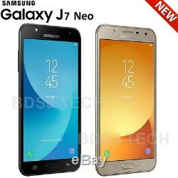 Samsung Galaxy J7 Neo (16GB) J701M, 4G 5.5 DUAL SIM GSM Factory Unlocked Phone