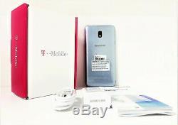 Samsung Galaxy J7 Star SM-J737T 32GB Silver (T-Mobile-Unlocked)