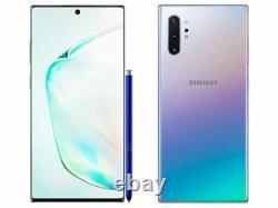 Samsung Galaxy NOTE 10 PLUS N975U1 256GB AURA GLOW (FACTORY UNLOCKED) SEALEDw