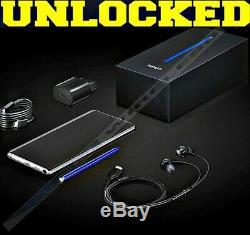 Samsung Galaxy NOTE 10 PLUS N975U1 256GB (FACTORY UNLOCKED) ALL COLORS O/B