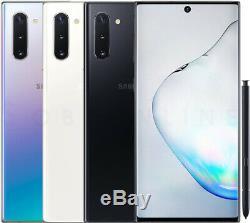 Samsung Galaxy Note 10 256GB 8GB RAM SM-N9700/DS (FACTORY UNLOCKED) 6.3