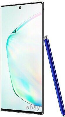 Samsung Galaxy Note 10+ Plus N975U 256GB Aura Glow Fully Unlocked Smartphone
