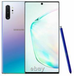 Samsung Galaxy Note 10+ Plus N975U 256GB Aura Glow GSM + CDMA Unlocked New
