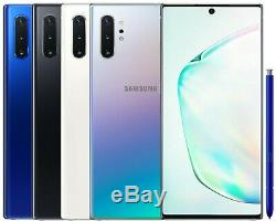 Samsung Galaxy Note 10+ Plus SM-N9750/DS 512GB 12GB RAM (FACTORY UNLOCKED) 6.8