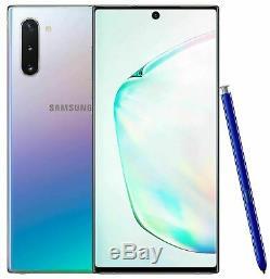 Samsung Galaxy Note 10+ Plus SM-N975U 256GB 12GB RAM (FACTORY UNLOCKED) 6.8