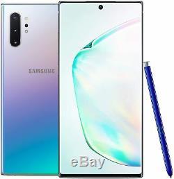 Samsung Galaxy Note10+ Plus 256GB Aura Glow SM-N975W Factory Unlocked