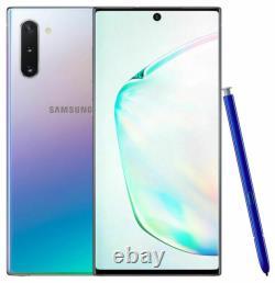 Samsung Galaxy Note10 SM-N970U 256GB Aura Glow (Factory Unlocked) Brand New