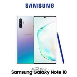 Samsung Galaxy Note10 SM-N970U 256GB Aura Glow (Factory Unlocked) Openbox