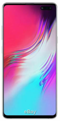 Samsung Galaxy S10 5G 256GB Crown Silver (T-Mobile + GSM UNLOCKED) New OEM