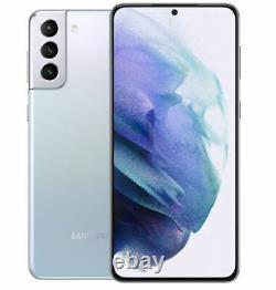 Samsung Galaxy S21+ 5G Silver (Unlocked)