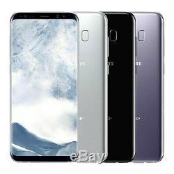 Samsung Galaxy S8+ PLUS- SM-G955U (Verizon/ATT/T-Mobile)-UNLOCKED-64GB 4G LTE