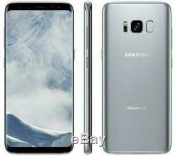 Samsung Galaxy S8+ Plus SM-G955U 64GB Arctic Silver (Unlocked)
