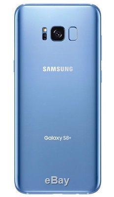 Samsung Galaxy S8+ Plus SM-G955U 64GB GSM Unlocked T-Mobile Verizon AT&T