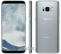 Samsung Galaxy S8 SM-G950 64GB Arctic Silver (Unlocked)