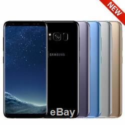 Samsung Galaxy S8 SM-G950U (Latest) 64GB GSM Unlocked T-Mobile- AT&T- NEW
