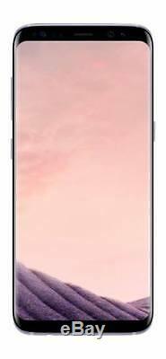 Samsung Galaxy S8 SM-G950U and S8+ PLUS SM-G955U (AT&T) FACTORY UNLOCKED 64GB