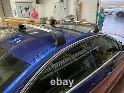 Silver Roof Rack Cross Bar for Bmw F30 3 Series 318 320 325 2012-2018