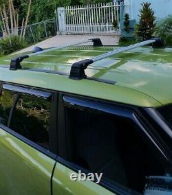 Silver Roof Rack Cross Bar for Mitsubishi Outlander Sport ASX 2010-2021
