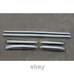 Silver Side Bars Rails Roof Rack For Kia Sportage 2010 2011 2012 2013 2014 2015