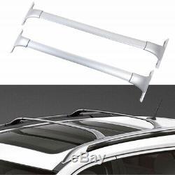 Top Roof Rack Cross Bar For 14-19 Nissan Rogue SL SV S 2.5L luggage Carrier