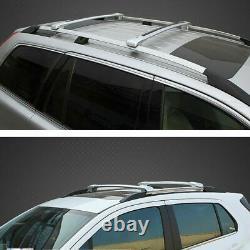 Top Roof Rack Rail Cross Bar Crossbar For Mercedes Benz X164 GL450 2006-2012 11