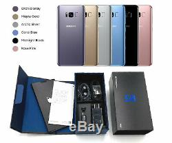 UNUSED Samsung Galaxy S8 64GB CDMA GSM Verizon T-Mobile AT&T Factory Unlocked