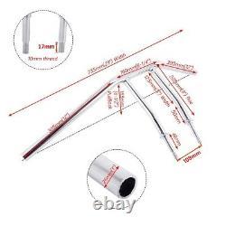 US 1 Drag Handle Bar T-bar For Kawasaki Vulcan VN 750 900 1600 1700 Custom