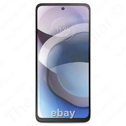 Unlocked Motorola One 5G Ace XT2113-2 6.7 FHD+ 128GB 48MP GPS Silver PALK0003US
