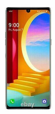 Unlocked New LG Velvet 5G LM-G900UM AT&T GSM World 128GB Aurora Silver Phone
