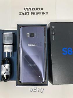 Unlocked New Samsung Galaxy S8 SM-G950U 64GB GSM AT&T World Phone