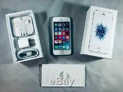 VERIZON PREPAID! Apple iPhone SE 32GB Silver A1662 (CDMA + GSM)