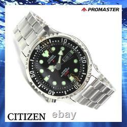 Watch Citizen NY0040-50E Promaster Aqualand Automatic Diver's 20bar Men Mares