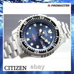Watch Citizen NY0040 Blue Promaster Aqualand Automatic Diver's 20bar Men Mares