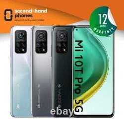 Xiaomi Mi 10T Pro 5G 128GB 256GB Black/ Silver/ Blue UNLOCKED Pristine